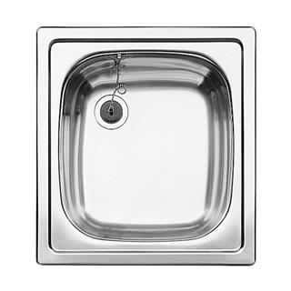 Poza Chiuveta BLANCO TOP, EE 4x4, inox, natural finish - 501065